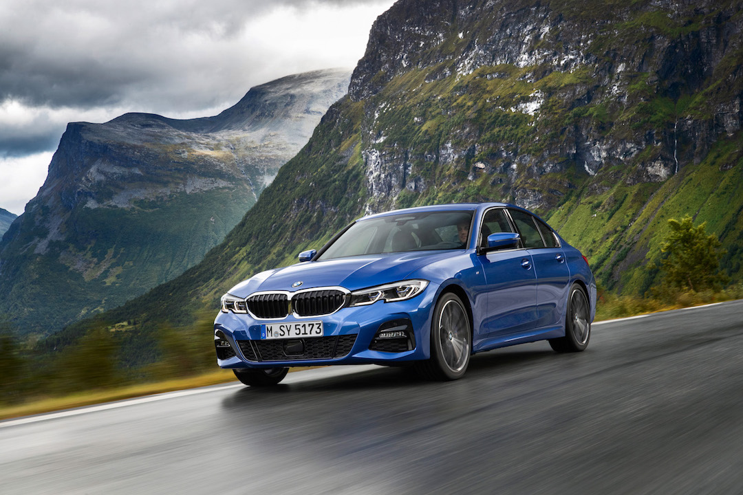 The 2019 BMW 3 Series —