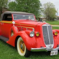 1936 Pierce Arrow Country Club Roadster