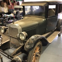 1925 Chevrolet (Barn Find)