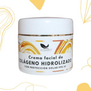 crema de colageno hidrolizado