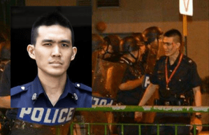 Little India Riot: The police officer who braved the odds