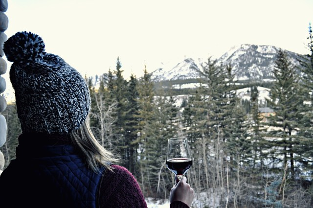 Wine in Canmore