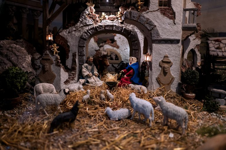 Master In The Manger
