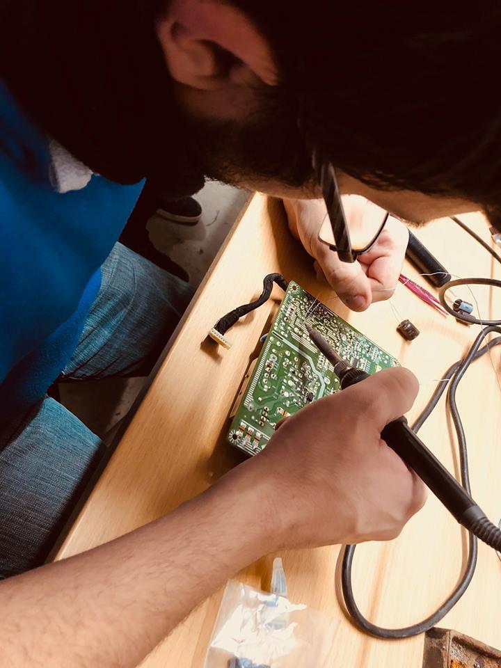 board repair - επισκευή πλακέτας