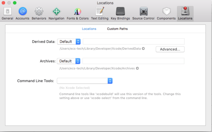 How to show or list simulators in Xcode Project! - MyCodeTips