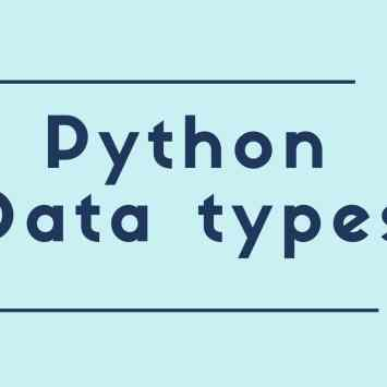 Do you know the Different Data-Types in Python