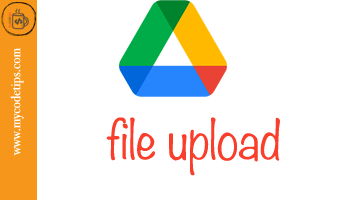 How to Solve File Upload Errors in Google Drive With few Tips & Tricks