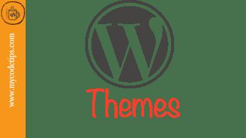 Few Points before you change WordPress theme