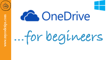 OneDrive Guide for Beginners