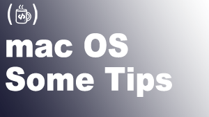 Some useful MAC Tips and Tricks for old and new Setup