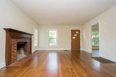 Old Master Bedroom Living Room Door