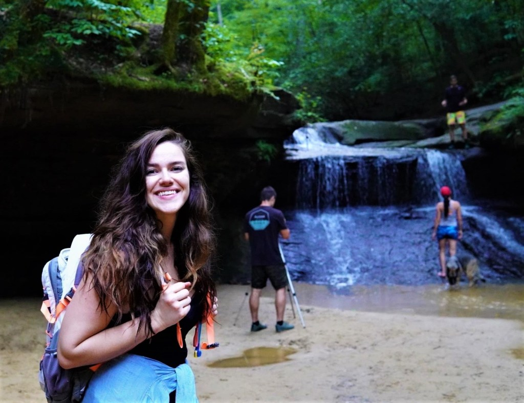 Red River Gorge - Kentucky Waterfall / Creation Falls