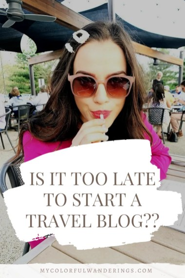 is it too late to start a travel blogPin Type 3