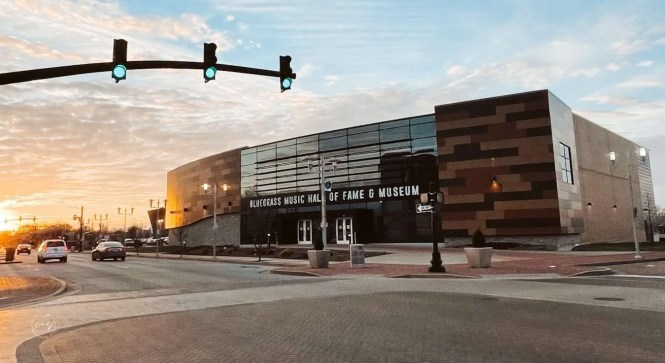 Bluegrass Music Hall of Fame Owensboro, Kentucky -  road trip from Louisville