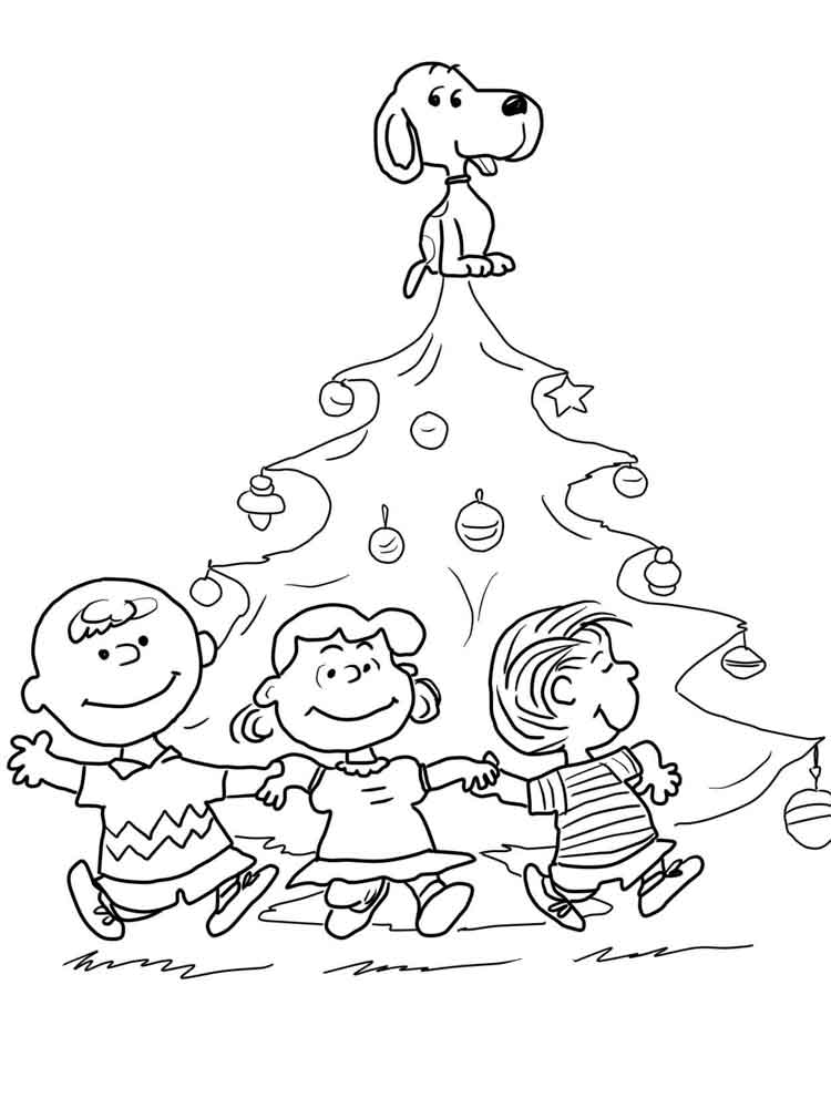 Charlie Brown Coloring Pages Free Printable Charlie Brown Coloring Pages