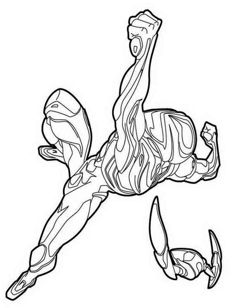 Max Steel Coloring Pages Download And Print Max Steel