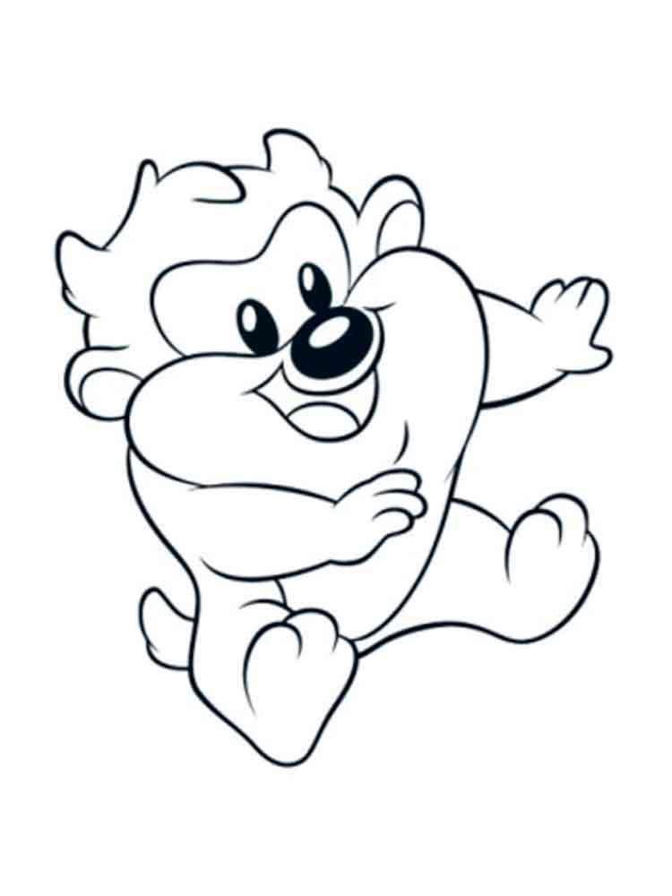 Baby Disney coloring pages. Free PrintableBaby Disney ... | free printable coloring pages baby disney characters