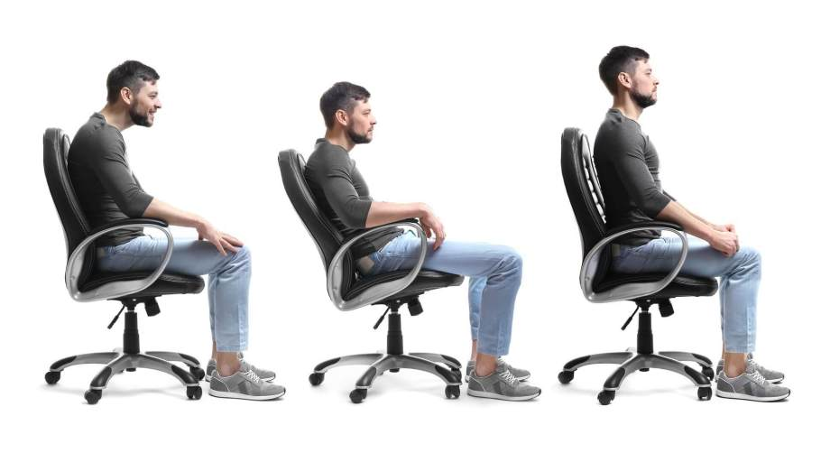how to sit comfortably with sciatica