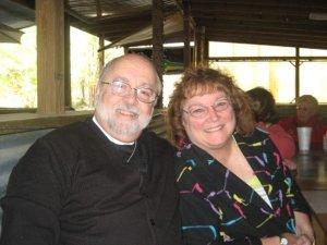 Father David and Janice