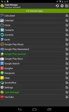 Task Manager for Google Android