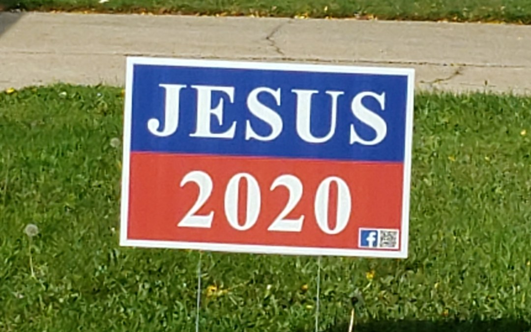 Pray and Cast Your Ballot