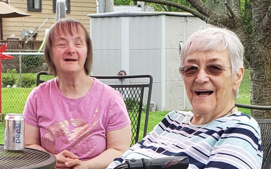 Confessions of a Caregiver Episode Six – Pandemic Pandemonium