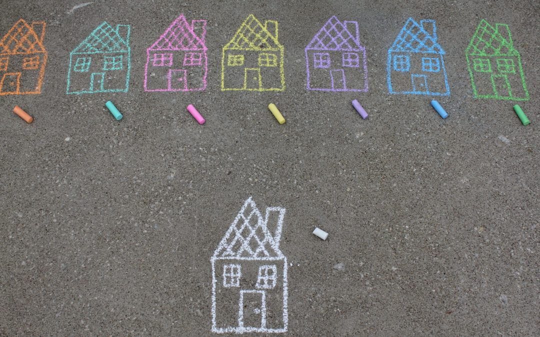 Finding Joy and Peace in a New Neighborhood