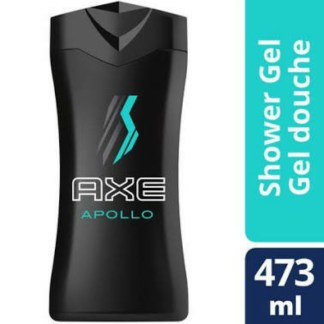 Axe Apollo Shower Gel, 473 ml