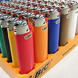 Bic Large Lighters