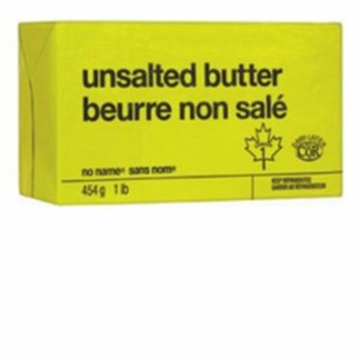 Butter – No Name – Unsalted