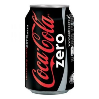 Coca Cola Coke Zero 330ml