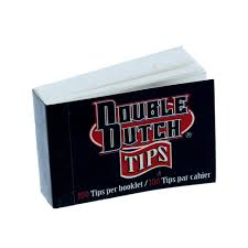 DOUBLE DUTCH TIPS, PACK/100