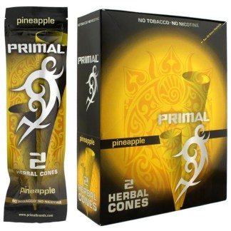 Primal Pineapple Herbal Cones