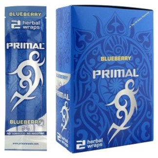Primal Blueberry Herbal Cones