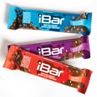 IBAR Milk Chocolate With Raisins