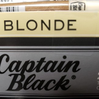 Captain Black Tipped Cigars – Blonde