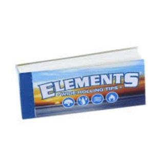 ELEMENTS TIPS WIDE, PACK/50