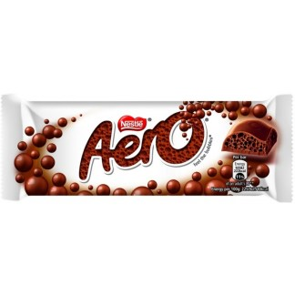 Aero Chocolate Bar 42 Gram