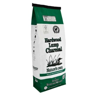 Natures Own Sugar Maple Hardwood Charcoal 8 Kg