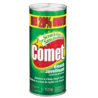 Comet With Bleach Cleanser 480 Gram