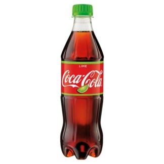 Coca Cola Lime 500 ML