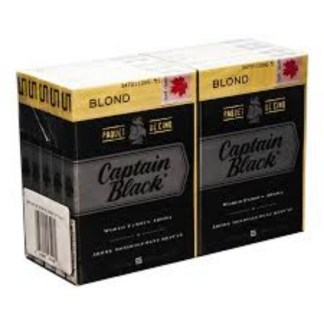 Captain Black Blond 10 Pack – 8 Cigars Per Pack – 80 Cigars Per Carton