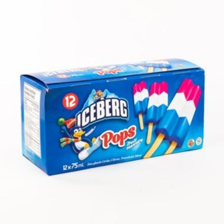 Iceberg Fun Pack Frozen Ice Pops