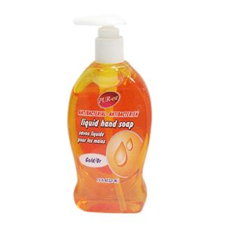 Antibacterial Hand Soap – Gold 221ml By Purest