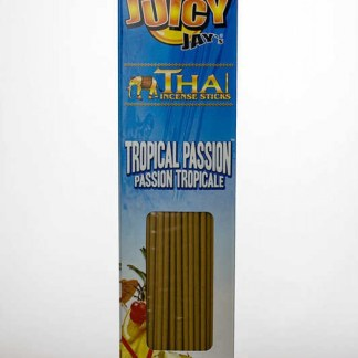 JUICY JAY'S THAI INCENSE TROPICAL PASSION, PACK/20