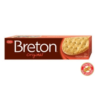 Breton Original Crackers 225g