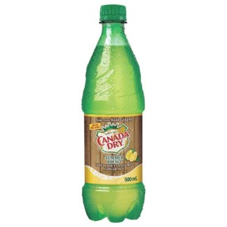 Canada Dry Ginger Ale Lemonade 500 ML