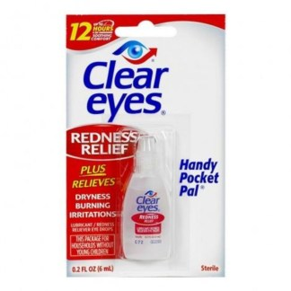 Clear Eyes Redness Reliff