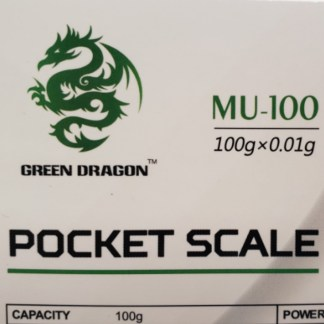 Green Dragon Pocket Scale Mu-100