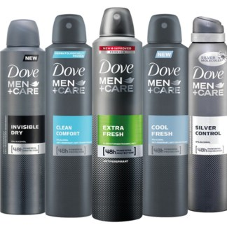 Dove Men + Care Body Spray